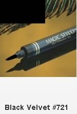 Caneta Magic Stylo Maquiagem semi-permanente Black Velvet 721