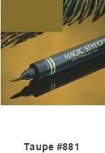 Caneta Magic Stylo Maquiagem semi-permanente Taupe 881