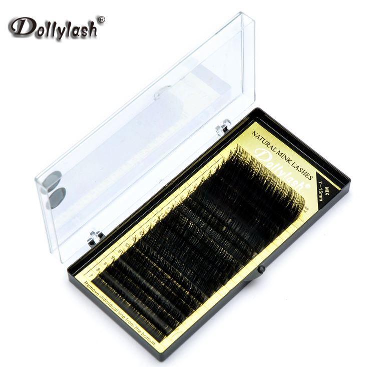 Cílios Mix 7 a 15mm Dollylash