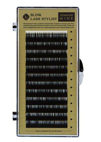 Cílios Mink Fio a Fio J 0.20mm Blink