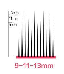 Cílios Para Volume Russo Express 9-11-13mm C 0.03 Nagaraku