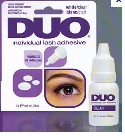 Cola Duo Alongamento cilios Tufo 7g