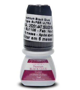 Cola Premium Black Glue 5ml