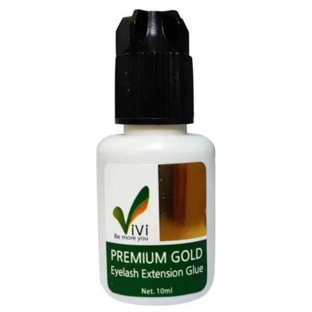 Cola Vivi Premium Gold Alongamento de Cilios 10ml