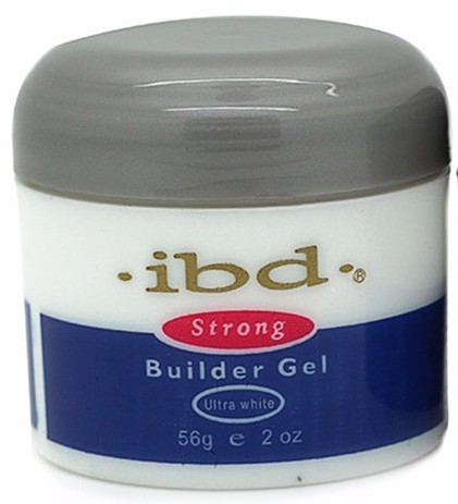 Gel UV Branco IBD 56g - Ultra White