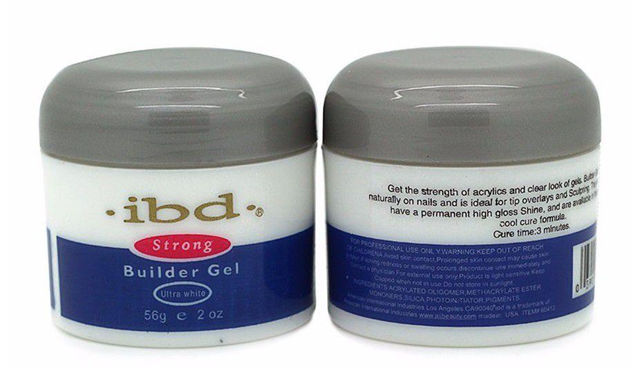 Gel UV Branco IBD 56g - Ultra White