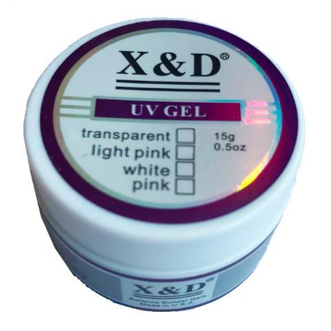 Gel UV LED X&D 15g