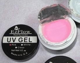 Gel UV Rosa EZFlow