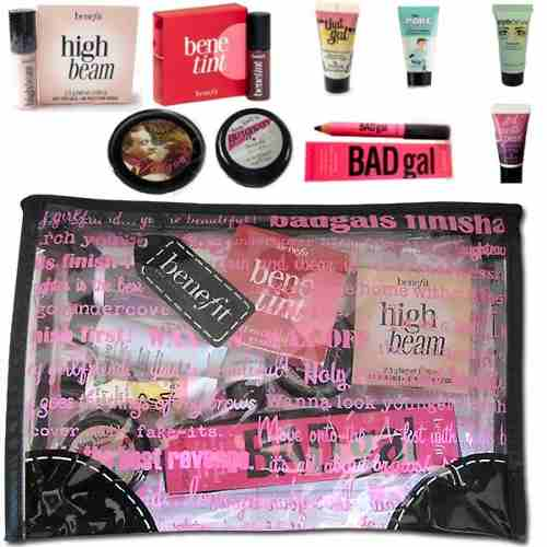 Kit Benefit Big Nine com necessaire