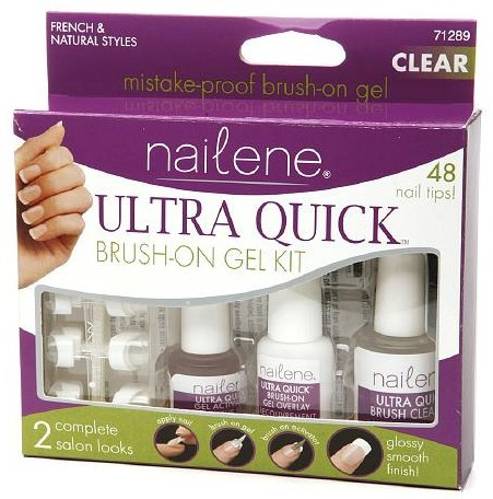Kit Nailene Salon Dip Powder Unhas Nova York