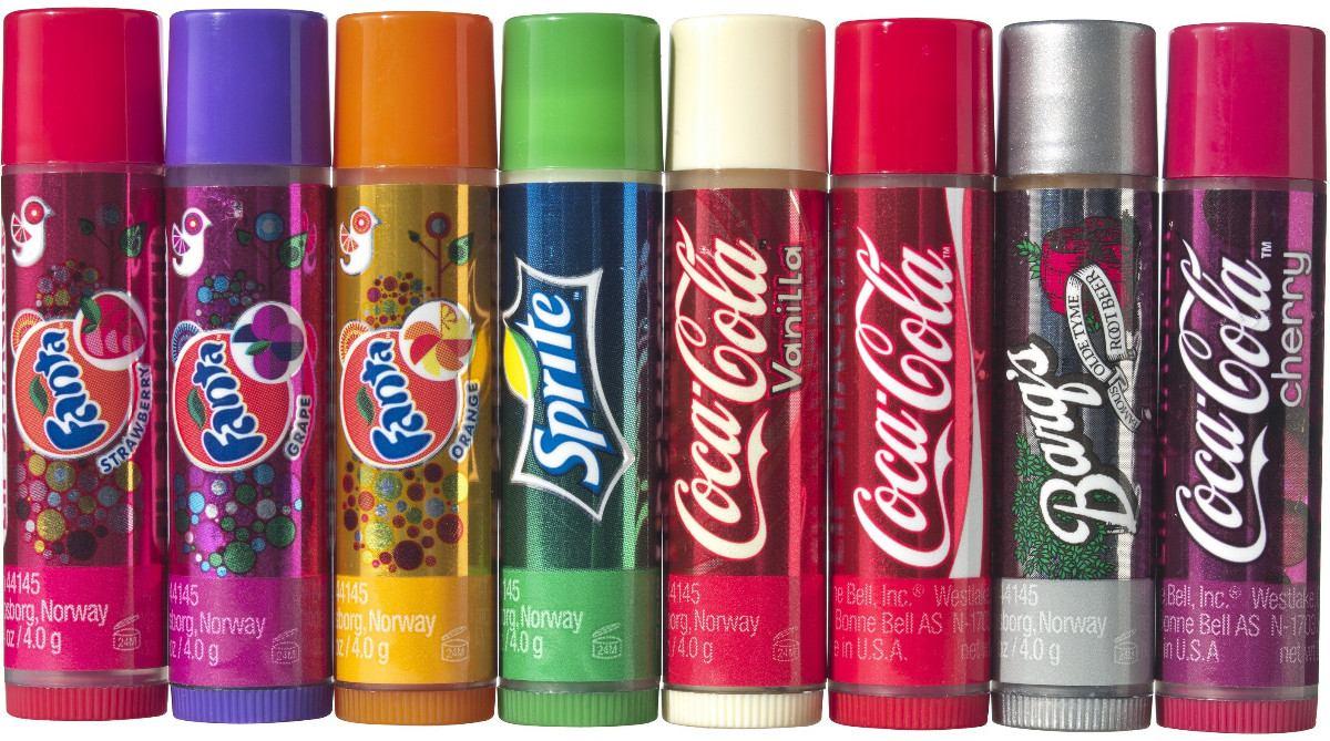 Lip Balm Coca Cola