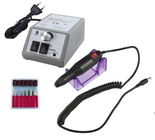 Lixa Elétrica Unhas Semi Profissional Bivolt