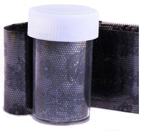 Nail Foil Transfer para Unhas