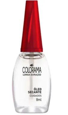 Óleo Secante Colorama 8 ML