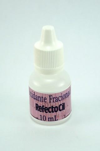 Oxidante Cremoso Para Tintura Refectocil Fracionado 10ml
