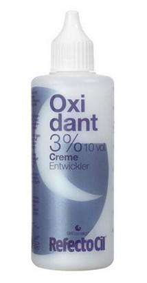 Oxidante Cremoso Tintura Cílios Sobrancelhas Refectocil 100ml