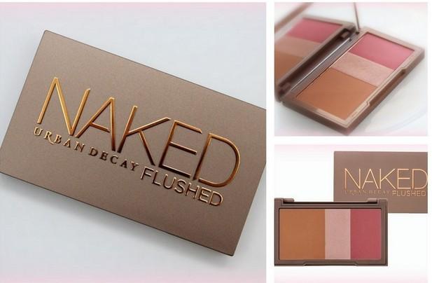 Paleta Blush Naked Flushed
