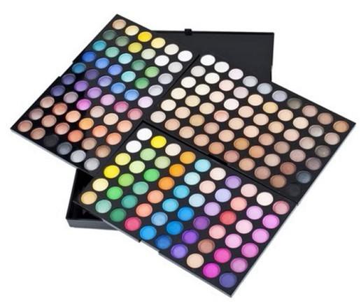 Paleta sombras 180 cores
