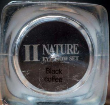 Pigmento em pasta tebori PCD - Black Coffee