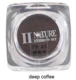 Pigmento em pasta tebori PCD - Deep Coffee
