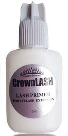 Primer Pré Alongamento de Cílios Crown Lash 15ml