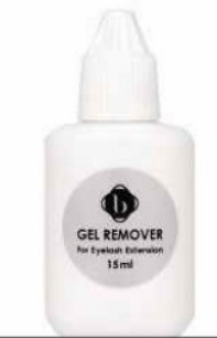 Removedor em Gel Blink 15ml para cola alongamento cilios