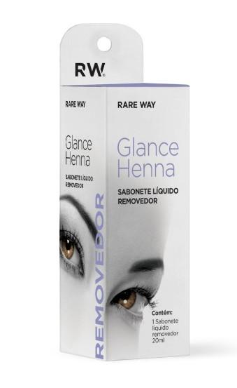 Sabonete Líquido Removedor de Mancha Glance Rare Way
