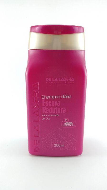 Shampoo De la Lastra Manutenção Escova Redutora 300mL