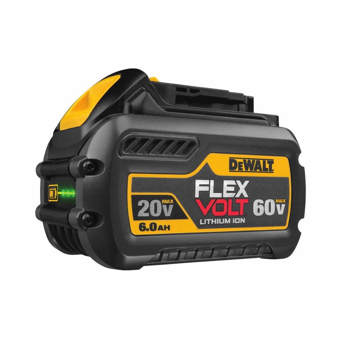 Bateria 20V/60V FlexVolt LI-ION 6Ah - Dewalt