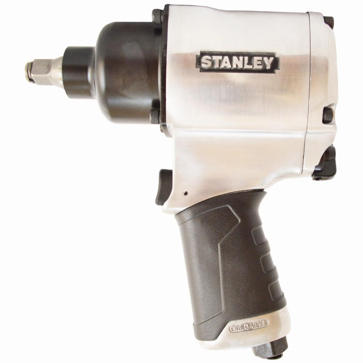 Chave de Impacto Pneumática de 1/2 Polegada - Stanley