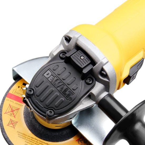 Esmerilhadeira Angular 4.1/2 Polegadas 800 Watts - Dewalt