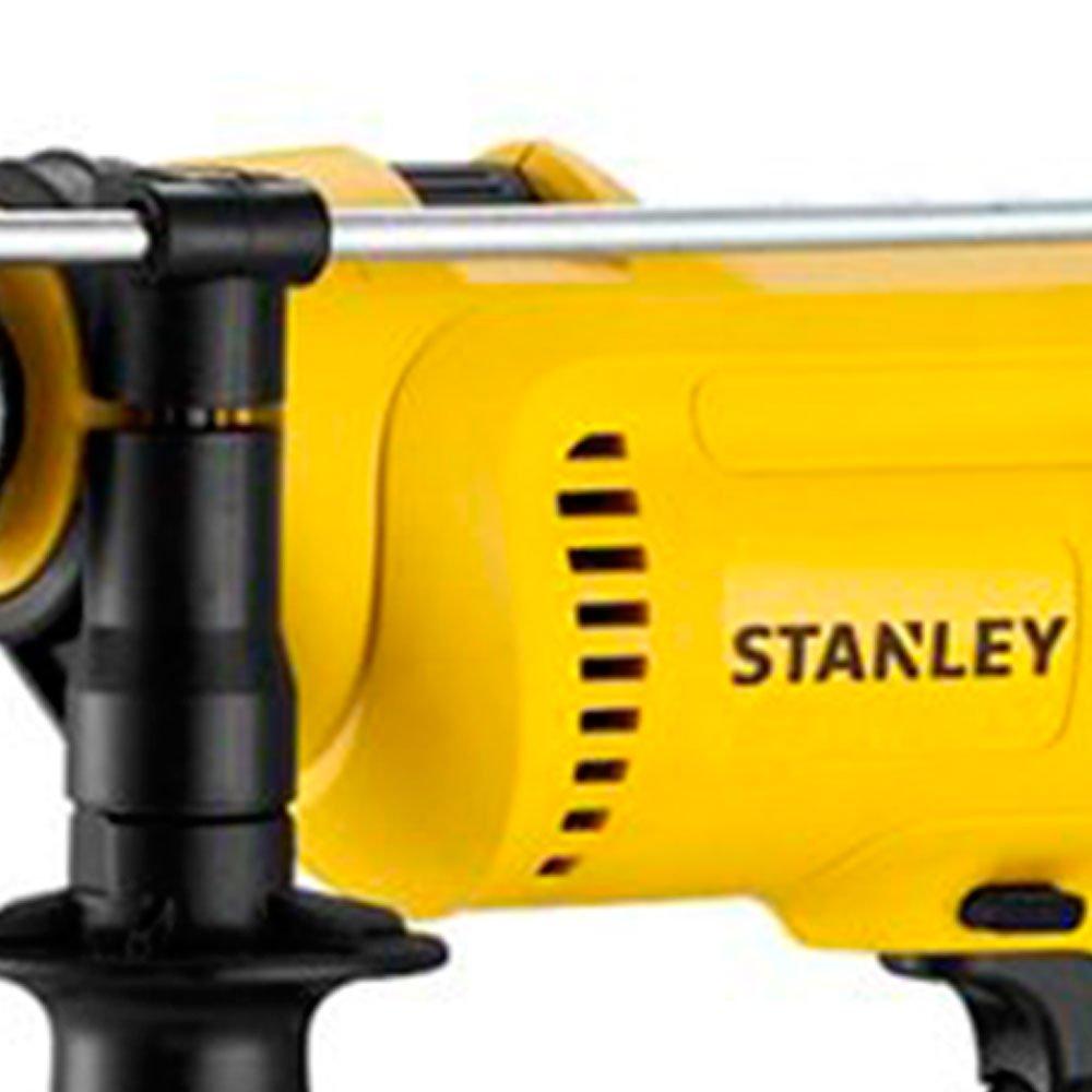Furadeira de Impacto Velocidade Variável e Reversível de 1/2 Polegada 600W - Stanley