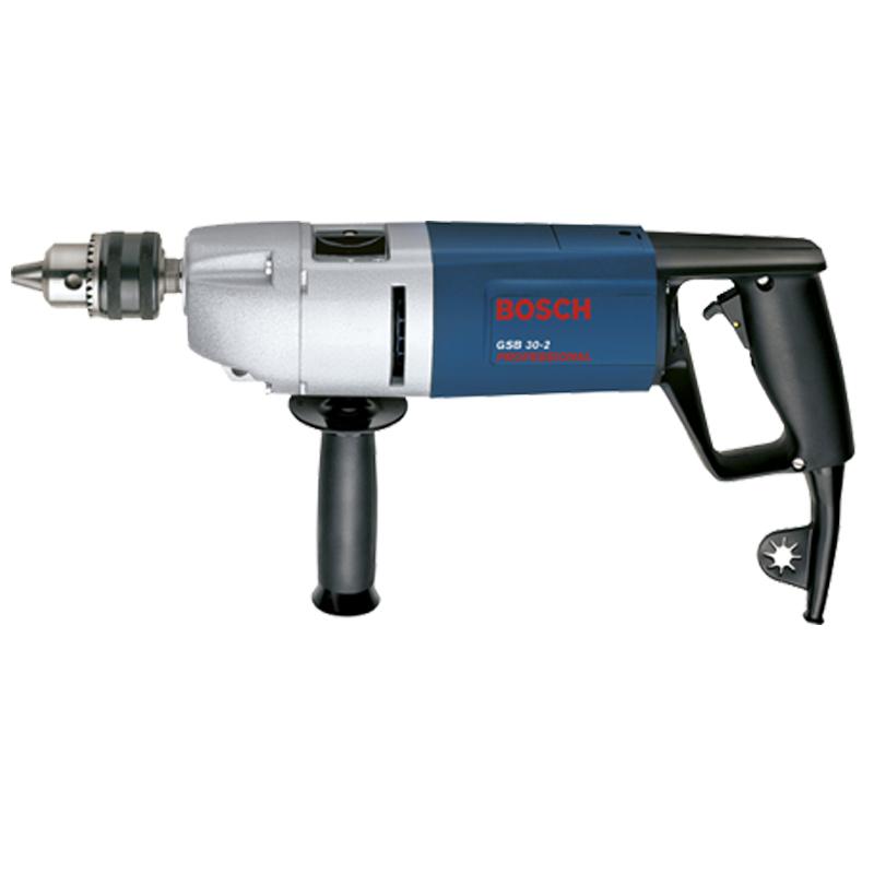 """Furadeira Industrial 5/8"""" 900 Watts 220V GSB 30-2 BOSCH"""