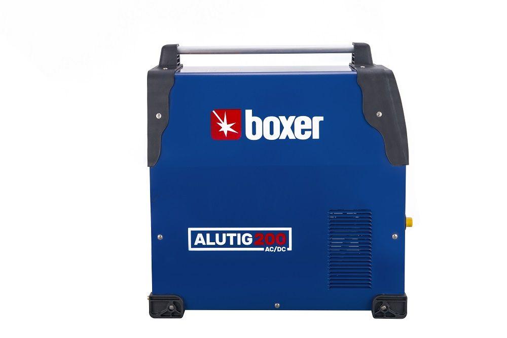 Inversor de Solda AC/DC 200A ALUTIG200 Boxer
