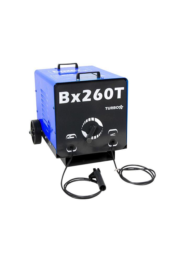 Máquina de Solda 250A Monofásica Bivolt BX260T Boxer