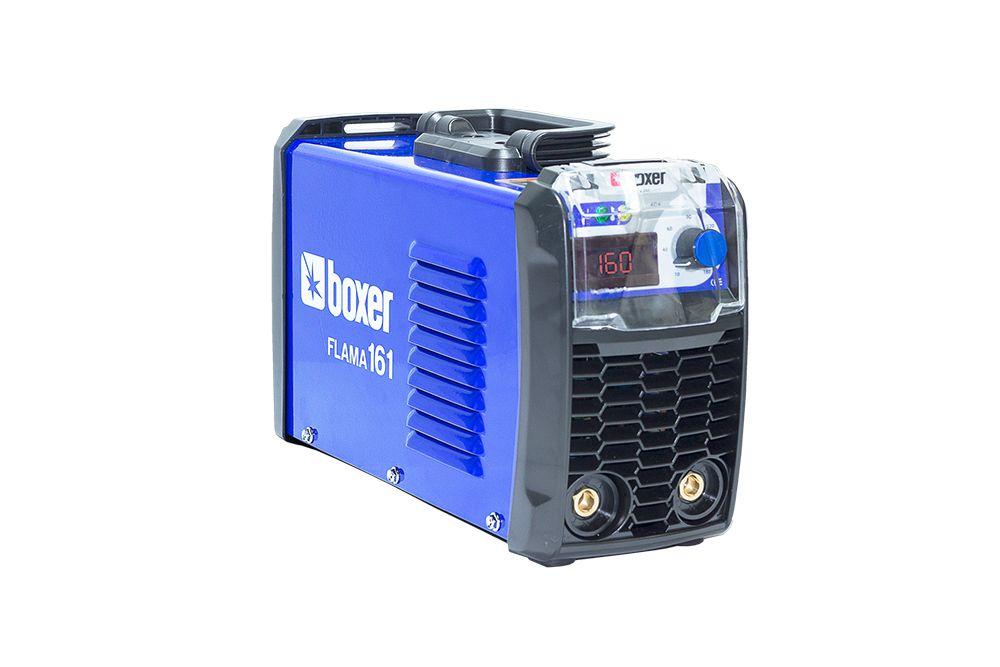Máquina de Solda Inversora 160A 220V FLAMA 161 Boxer