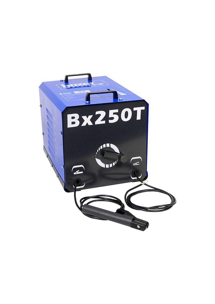 Máquina de Solda Monofásica 250A Bivolt BX250T Boxer