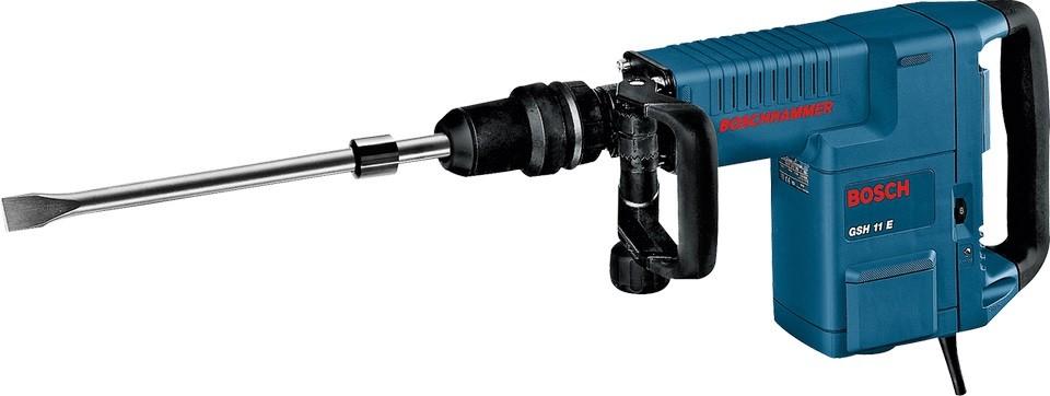 Martelete Rompedor SDS-Max 1500W 220V GSH 11-E BOSCH