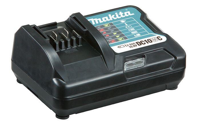 Multicortadora 12V CP100DWYE com bateria, carregador, disco e maleta - Makita