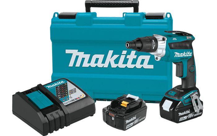 Parafusadeira à bateria 18V DFS251RTE - Makita