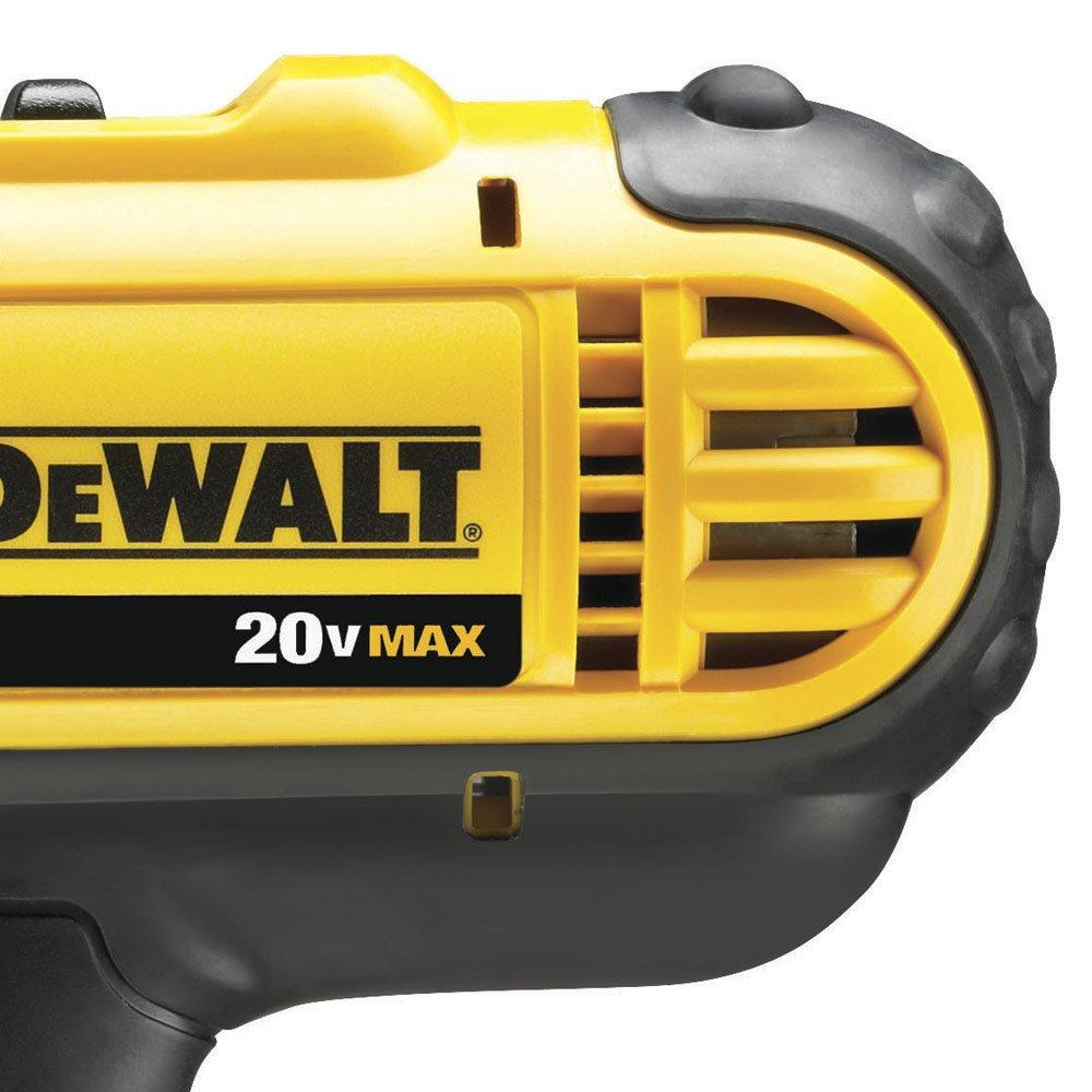 Parafusadeira e Furadeira de Impacto 1/2 Polegadas à Bateria 20V - Dewalt