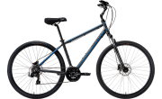 BICICLETA GROOVE BLUES DISC 21V 700 C GRAFITI