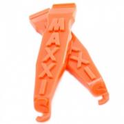 Espatula Maxxis Premium Nylon Laranja (2 Peças )