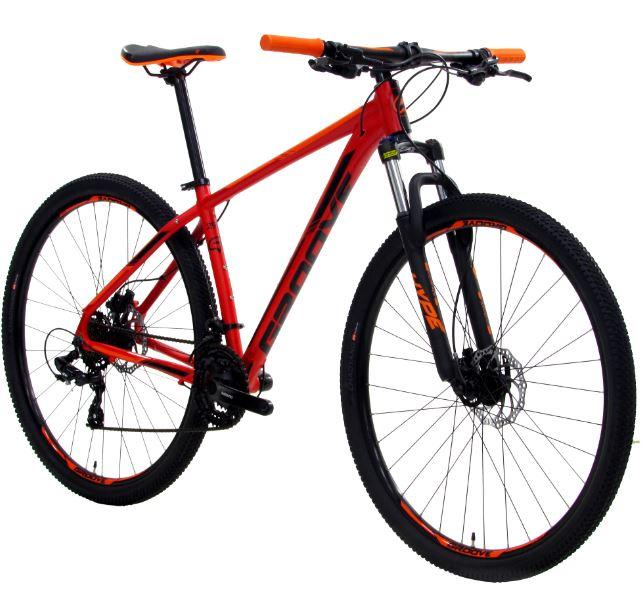 Bicicleta MTB Alumínio- Groove HYPE 30 - 21V / HD 2021