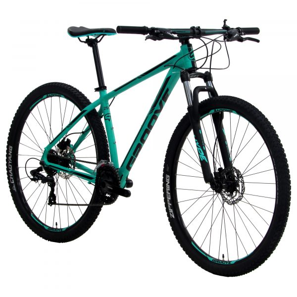 Bicicleta MTB Alumínio - Groove HYPE 50 - 24v / HD 2021