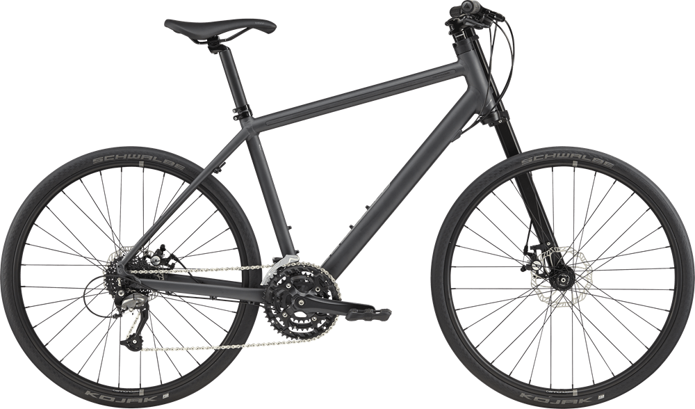 BICICLETA URBANA CANNONDALE BAD BOY 4 27V 2018