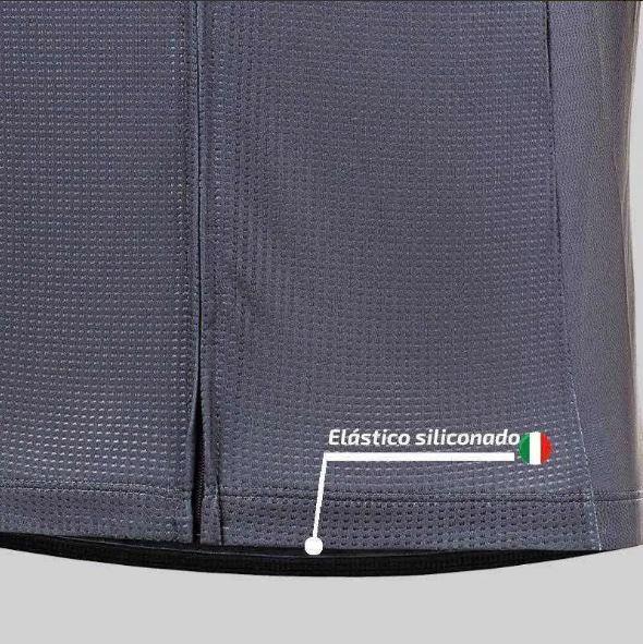 Camisa Ciclismo Mauro Ribeiro Comfort Even