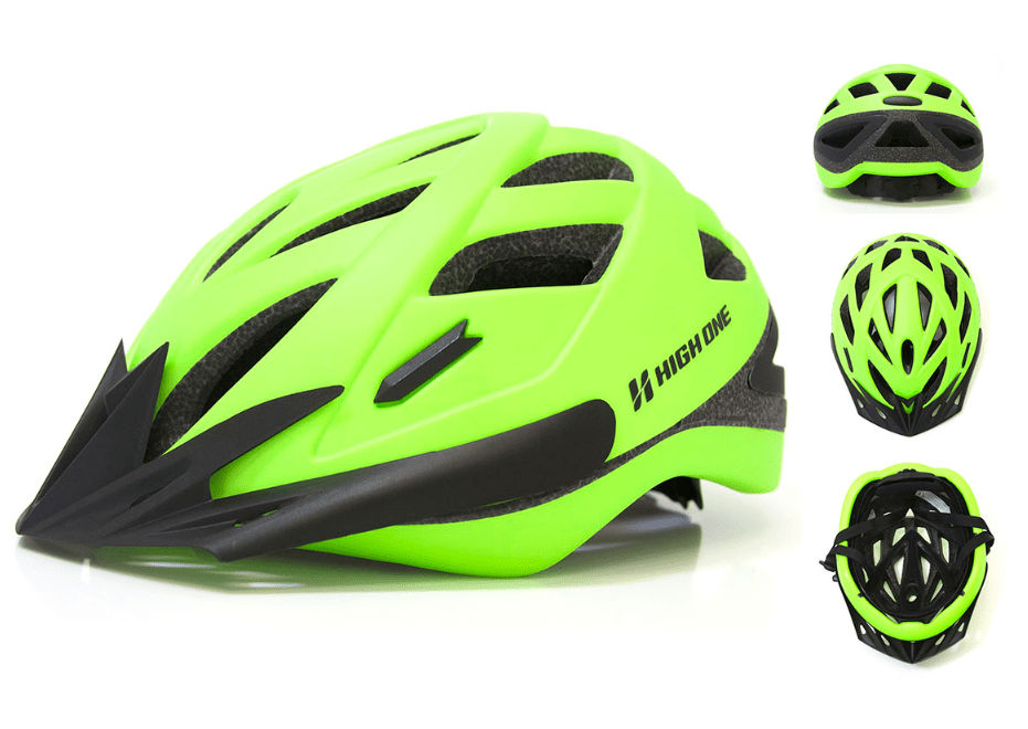 CAPACETE URBANO CICLISMO S22 HIGH ONE