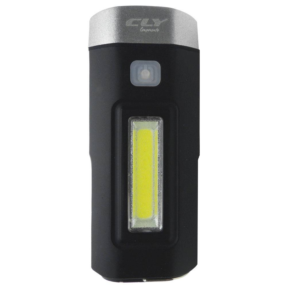 FAROL BICICLETA CLY COMPONENTS USB / POWER BANK 1000 Lumens