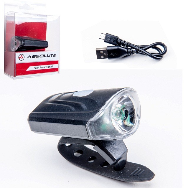 FAROL BIKE USB ABSOLUTE JY-7043